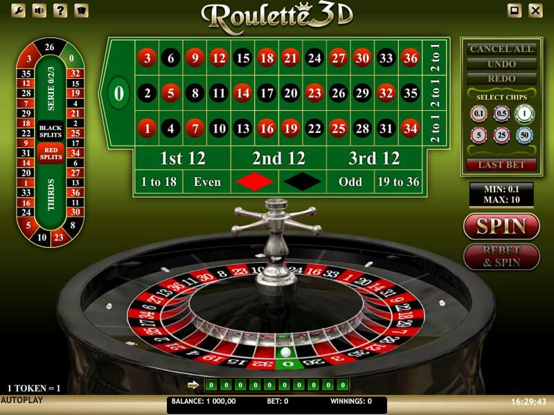 Roulette Online - Play For Free With No Sign-Up!