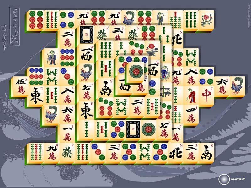 Mahjong Online - Free Table Game At Mybaccaratguide.com
