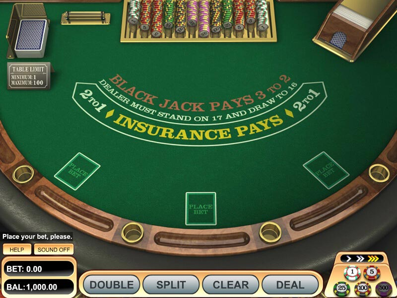 Blackjack Online - Try To Play For Free At Mybaccaratguide.com