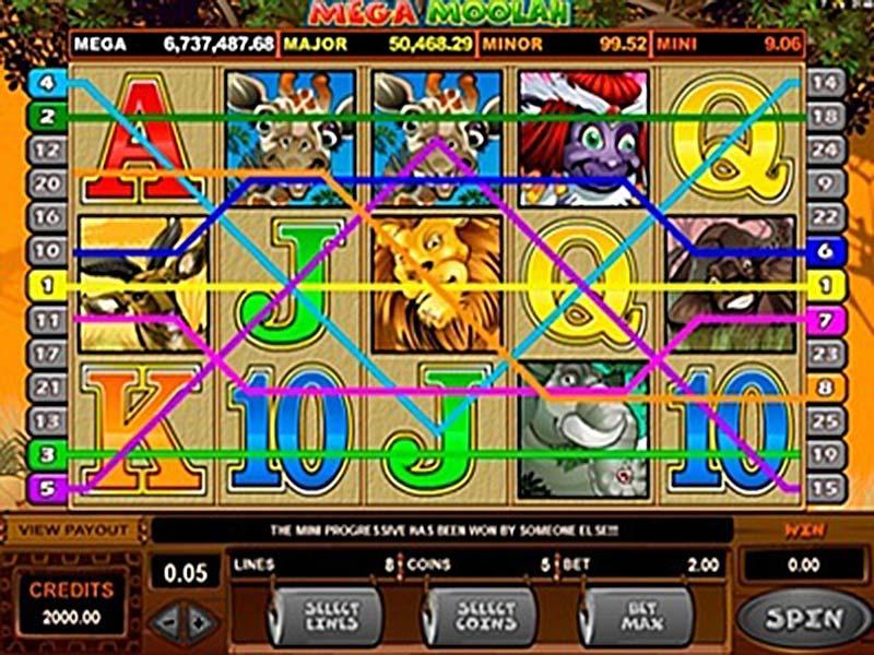 Current Mega Moolah Jackpot - Record-Breaking $10m & Growing!