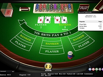 Free Baccarat Games, Tips & Free Rules