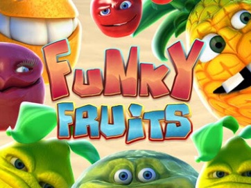 Play Funky Fruits Slots Online at Casino.com India