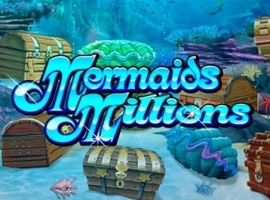 Play Mermaids Millions Slot at mybaccaratguide.com