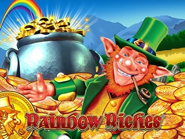 Play Rainbow Riches Slot online at mybaccaratguide.com