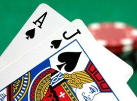Play Blackjack online at mybaccaratguide.com