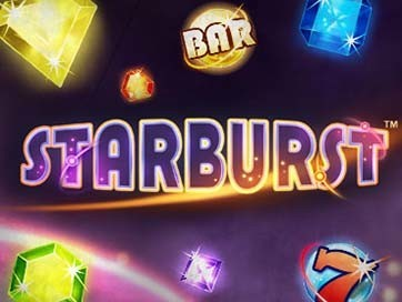 Play Starburst slot at mybaccaratguide.com