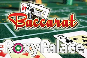 Roxy Palace Offers You a Diverse Offer of Baccarat